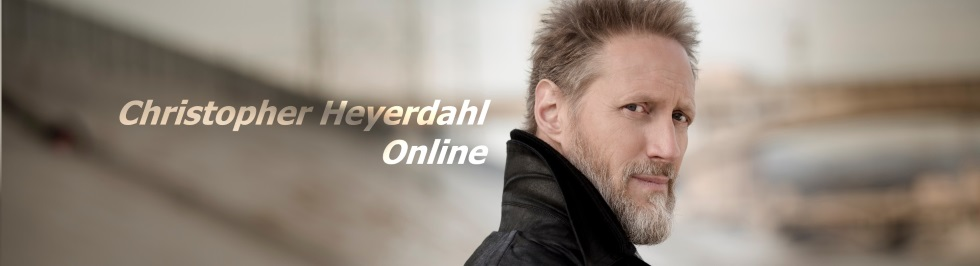Christopher Heyerdahl Online – Fansite Network